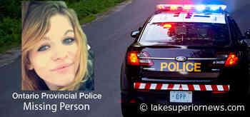 Missing Women OPP Nipigon - Lake Superior News