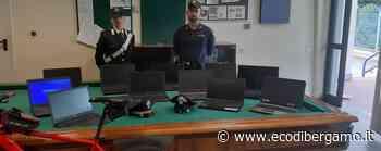 Raffica di furti in tre aziende di Bolgare Visti dalle telecamere, arrestati due ladri - Cronaca, Bergamo - L'Eco di Bergamo
