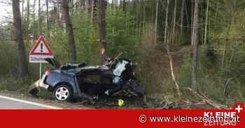 Auf L 412: Tödlicher Verkehrsunfall in Ebersdorf - Kleine Zeitung