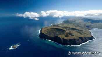 Isla de Pascua, apartada y con dos casos de coronavirus, teme por su futuro - Clarín.com