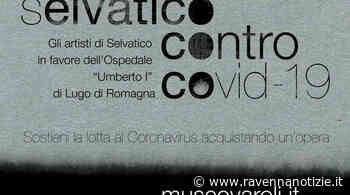Gli artisti di Selvatico e il Museo Civico Luigi Varoli di Cotignola raccolgono fondi per l'Umberto I di Lugo - ravennanotizie.it