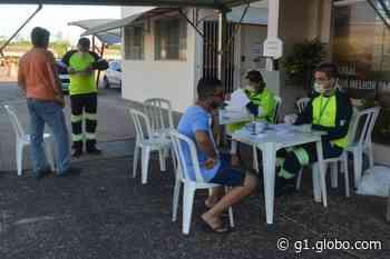 Coronavírus: 20 mil kits de higiene são entregues a caminhoneiros em Pirassununga e São Carlos - G1