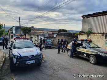 Operação conjunta de combate a homicídios é realizada em Matozinhos - Tecle Mídia