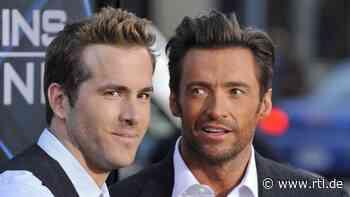 Ryan Reynolds & Hugh Jackman: Scarlett Johansson ist Grund für jahrelangen Streit - RTL Online