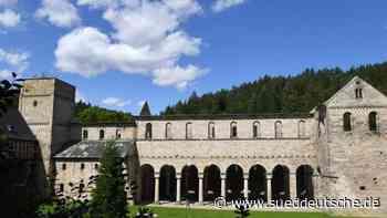 Zweiter Bauabschnitt an Klosterkirche Paulinzella startet - Süddeutsche Zeitung