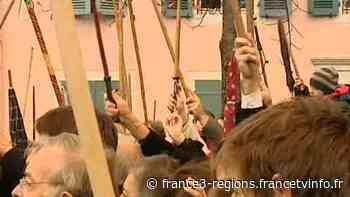 Mauleon : des milliers de Makilas se sont levés pour une collectivité territoriale basque - France 3 Régions