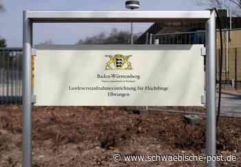 Corona: LEA Außenstelle in Giengen unter Quarantäne - Schwäbische Post