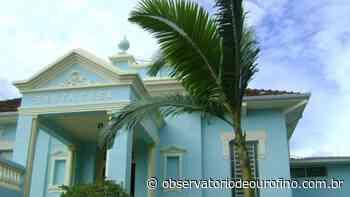 Santa Casa de Ouro Fino recebe emenda parlamentar no valor de R$ 100 mil - Observatório de Ouro Fino