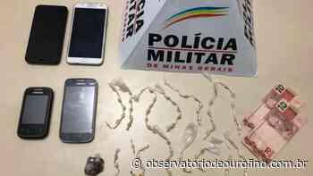 Dois menores são apreendidos por tráfico de drogas em Ouro Fino - Observatório de Ouro Fino