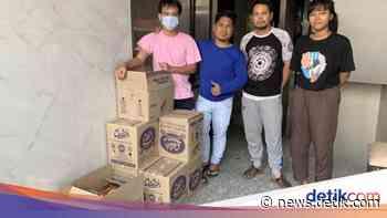 KBRI Berikan Bantuan Pokok ke WNI yang Dikarantina di New Delhi - detikNews