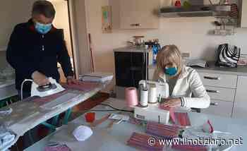 Coronavirus, a Cogliate mascherine artigianali a domicilio per tutti gli over 65 - Il Notiziario