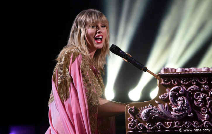 Taylor Swift shares live debut of 'Soon You'll Get Better' for 'One World: Together At Home'