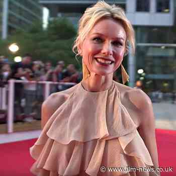 Naomi Watts 'giving herself permission' to feel stressed amidst lockdown - Film News