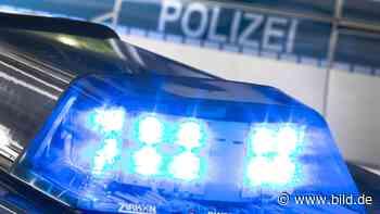 Nachts in Schmelz - Macheten-Männer bedrohen Polizisten - BILD