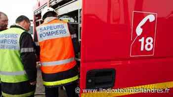 Choc : Laventie : un homme de 48 ans blessé gravement dans un accident - L'Indicateur des Flandres