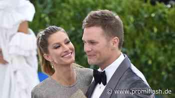 """Gisele Bündchen ist die """"weibliche Version"""" von Tom Brady - Promiflash.de"""