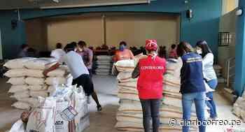 En Cocachacra- Islay entregaron azúcar con fecha de vencimiento adulterada - Diario Correo