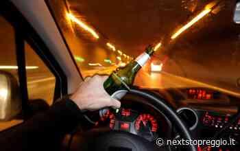 Ubriaco e drogato si schianta con l'auto a Viano: denunciato 25enne di Scandiano - Next Stop Reggio