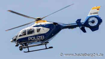 Polizei sucht nach vermisster Rollstuhl-Fahrerin: Frau sitzt am Erdbeerstand - heidelberg24.de