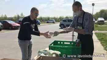 Talents de fermes à Wambrechies: les produits locaux «boostés» par le drive - La Voix du Nord