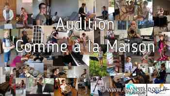 Wambrechies : des vidéos pour maintenir l'apprentissage avec l'école de musique - La Voix du Nord