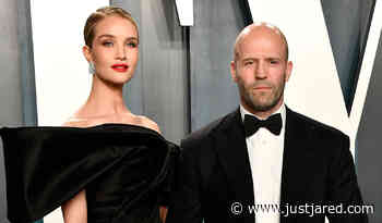 Does Rosie Huntington-Whiteley Want More Kids with Jason Statham? - Just Jared