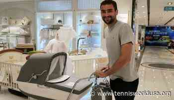 Marin Cilic reveals what he felt moments after becoming a father - Tennis World USA