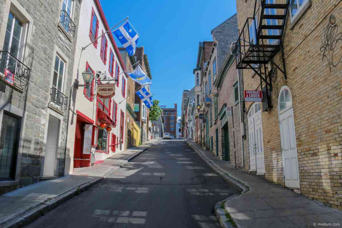 Why Quebec is Hit Hard by COVID-19 - Laurence Carignan - Elemental