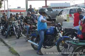 Motorizados de Carora solicitan distribución de gasolina - La Prensa de Lara
