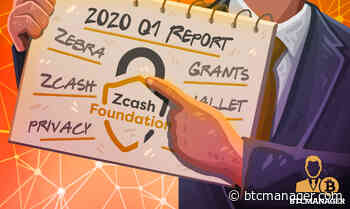 Zcash Foundation (ZEC) Share Update on Zebra, Cross-Chain Integration, and More in Q1 2020 Report - BTCMANAGER