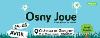 Osny Joue 2020 - 25 & 26 Avril - Évènement - Tric Trac