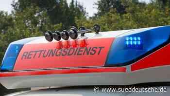 Motorradfahrerin nach Unfall gestorben - Süddeutsche Zeitung