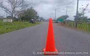 Restringen acceso a Huimanguillo - El Heraldo de Tabasco