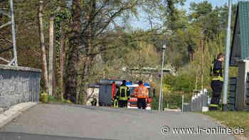 Lausitz am Nachmittag: Gasalarm und ein brennendes Auto in Guben beschäftigen Feuerwehr - Lausitzer Rundschau