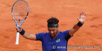 Fabio Fognini: Staging Rome Masters outside Foro Italico just wouldn't be it - Tennis World USA
