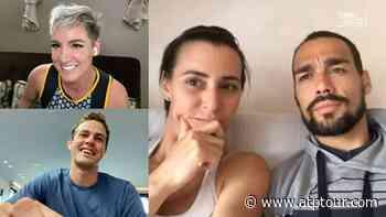 Tennis United: Fabio Fognini & Flavia Pennetta Drop In For Episode 2 - ATP Tour