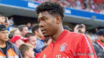 Ultimatum? David Alaba setzt FC Bayern München unter Druck - Transfer im Sommer 2020? - sport.de