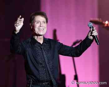 Sir Cliff Richard wants proven hitmakers to have priority chance on radio - Yahoo News