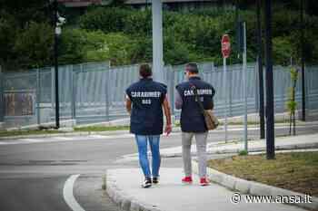 Coronavirus: Nas in ospizio Saint-Vincent - Valle d'Aosta - Agenzia ANSA