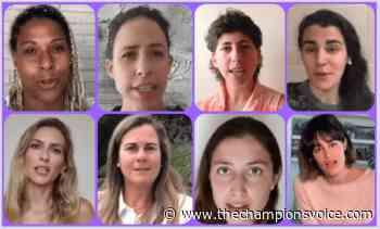 SOS de Carla, Marta & Marta; Leo, Leticia, Magüi y Thaïs por los Bancos de Alimentos - The Champions Voice