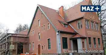 Nächst Neuendorf - Schützenhaus bald in alter Pracht - Märkische Allgemeine