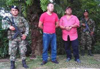 En Paratebueno fueron capturadas dos personas dedicadas al abigeato en Meta | HSB Noticias - HSB Noticias