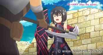 Itai no wa Iya nano de Bougyoryoku ni Kyokufuri Shitai to Omoimasu.: 3º Vídeo Promocional mostra tema de encerramento - Anime Xis