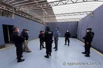 Procedimentos Unidades de Santarém e Itaituba recebem visita técnica do titular da Seap Jarbas Vasconcelos acompanhou - Para