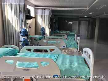Hospital Santo Antônio, em Barbalha, abre 10 leitos de UTI Pediátrica para Covid-19 - Diário do Nordeste