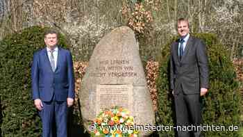 Königslutter und Cremlingen erinnern an die KZ-Opfer - Helmstedter Nachrichten