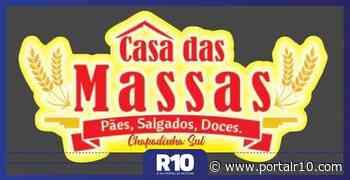 PI Por Katia Cruz Chapadinha Sul | Casa das Massas: pães, bolos, doces e salgados - Portal R10