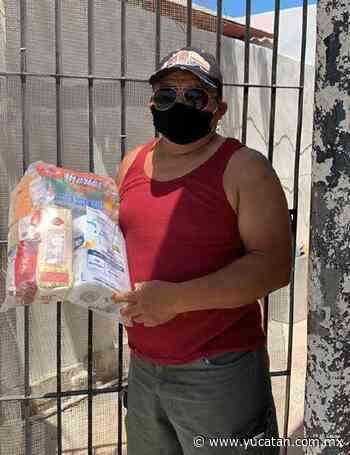 No llega apoyo a Muna - El Diario de Yucatán