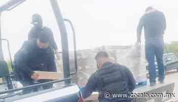 Dona ministerio juguetes en Zaragoza [Coahuila] - 19/04/2020 - Periódico Zócalo