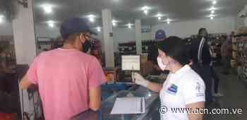 Alcaldía de Guacara verifica protocolo de prevención del Covid-19 en comercios locales - ACN ( Agencia Carabobeña de Noticias)